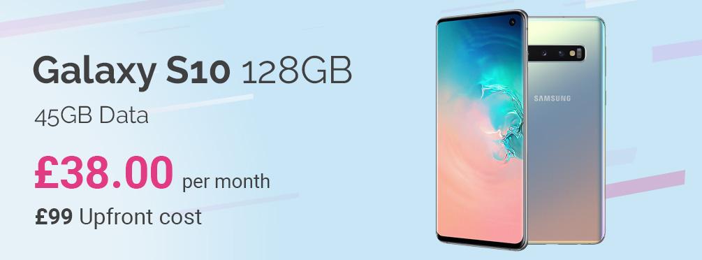 Samsung Galaxy S10 Offer