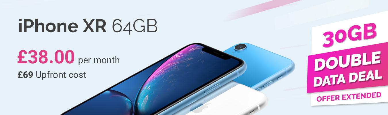Apple iPhone XR Deal