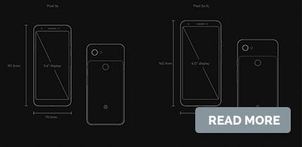 Google Pixel 3a vs Google Pixel 3a XL