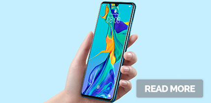 Introducing the Huawei P30