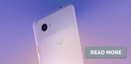 Introducing Google Pixel 3a