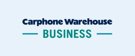 Carphone Warehouse Business Logo