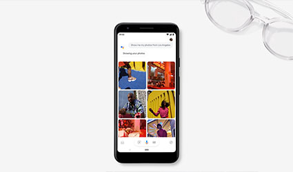 Google Pixel 3a XL - Features