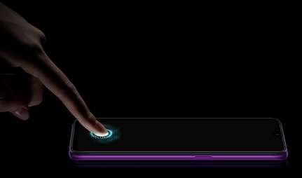 OPPO RX17 Pro Display
