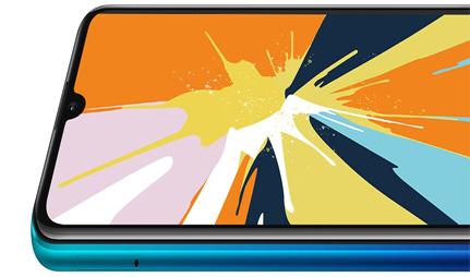 Huawei Y7 2019 Design