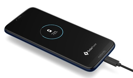 Moto G7 Power Long-Lasting Battery