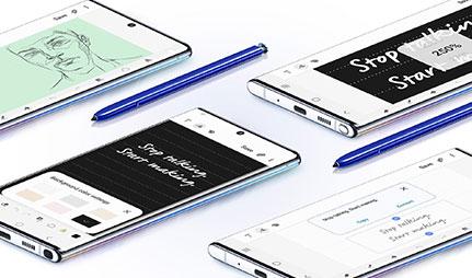 Samsung Galaxy Note 10 S-Pen