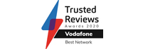 Trusted Reviews Award 2020 Best Network