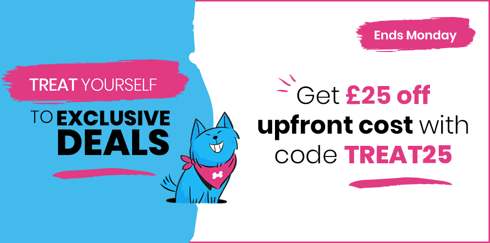 Treat Yourself with code TREAT25