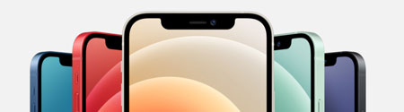 iPhone 12 Design and Display