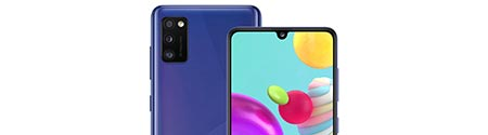 Galaxy A41 Features