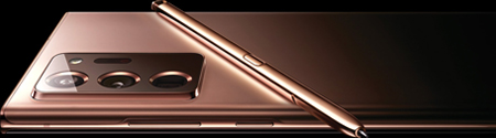 Galaxy Note20 Ultra Display