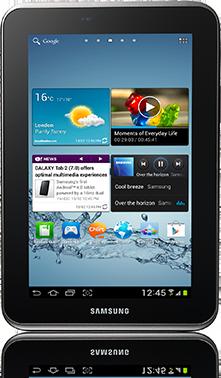 Samsung Galaxy Tab 2 tablet