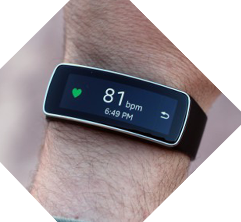 measure heart rate wearable technology