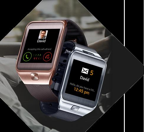 Samsung Tizan Smartwatch