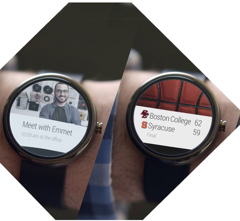 Smartwatch Notifications