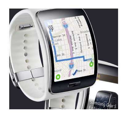 Wearable Tech Location Services