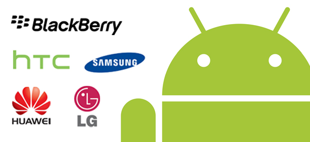 Android smartphone manufacturers