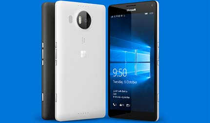 Windows Phones by Microsoft