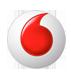 Vodafone logo network