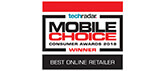 mobile choice 2016 award