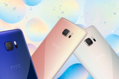 HTC U-Series Smartphones