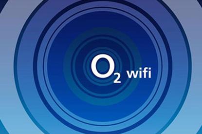 O2 Wi-Fi hotspots