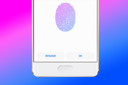Huawei Fingerprint Security