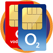 Credit Building SIM Card 12 month and 1 month Contracts