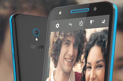 Alcatel U5 Camera