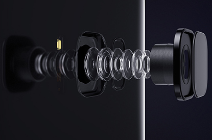 Samsung Galaxy S8 cameras