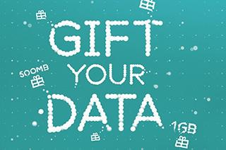 Data Gifting