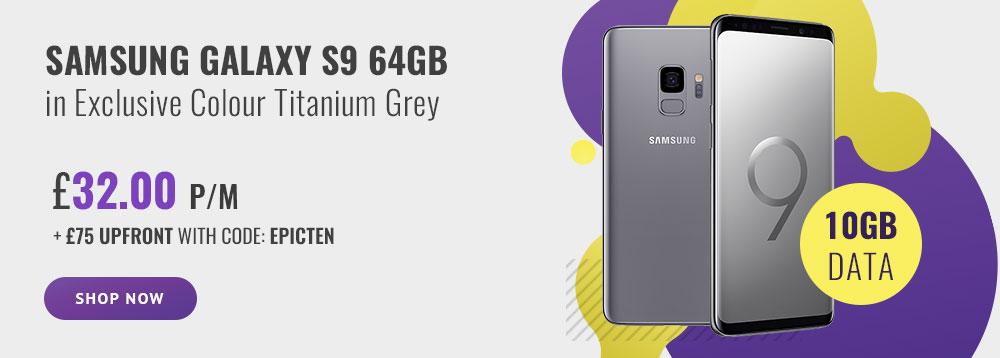 Samsung S9 Deal