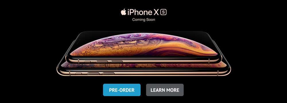 Pre-order iPhone XS