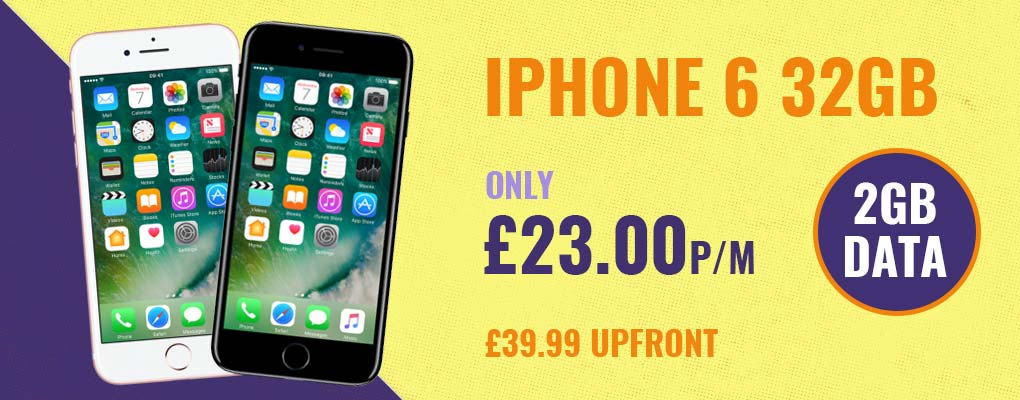 iPhone 6 Deal