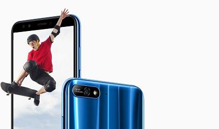 Huawei Y7 2018 Camera