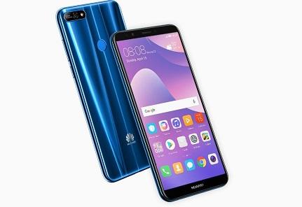 Huawei Y7 2018 Design