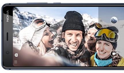 Nokia 5.1 Camera