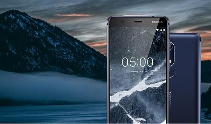 Nokia 5.1 Power