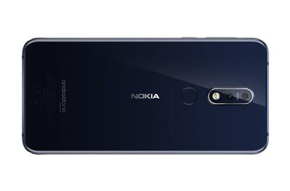 Nokia 7.1 Design