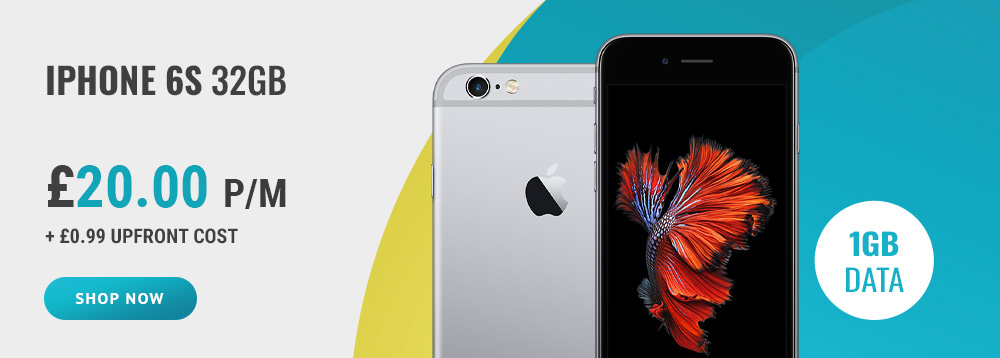 Apple iPhone 6s Offer