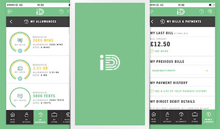 iD Mobile App