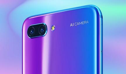 Honor 10 Camera