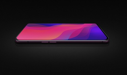 Oppo Find X Design & Display