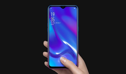 OPPO RX17 Neo Display
