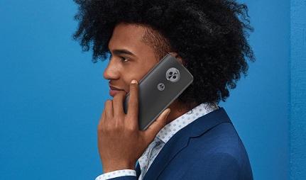 Motorola Moto X4 Settings