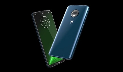 Moto G7 Plus Display