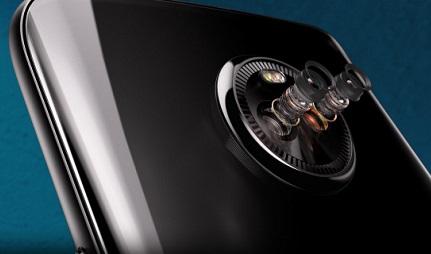 Motorola Moto X4 Camera