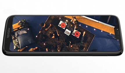 Moto G7 Power Display