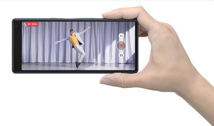 Sony Xperia 10 Camera